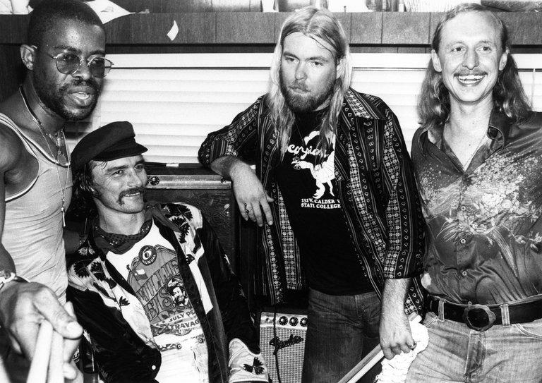 Focus Lee County >> Allman Brothers Band special re-broadcast | WVXU