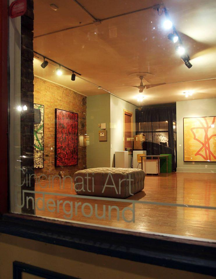 cincinnati art underground is otr s newest art gallery wvxu