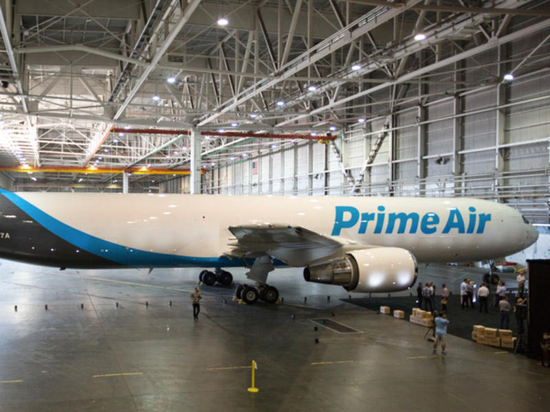 The first plane is scheduled to arrive in April as Amazon creates a $1.5B air hub at CVG