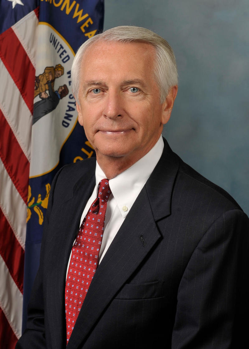 Former Kentucky Governor Steve Beshear