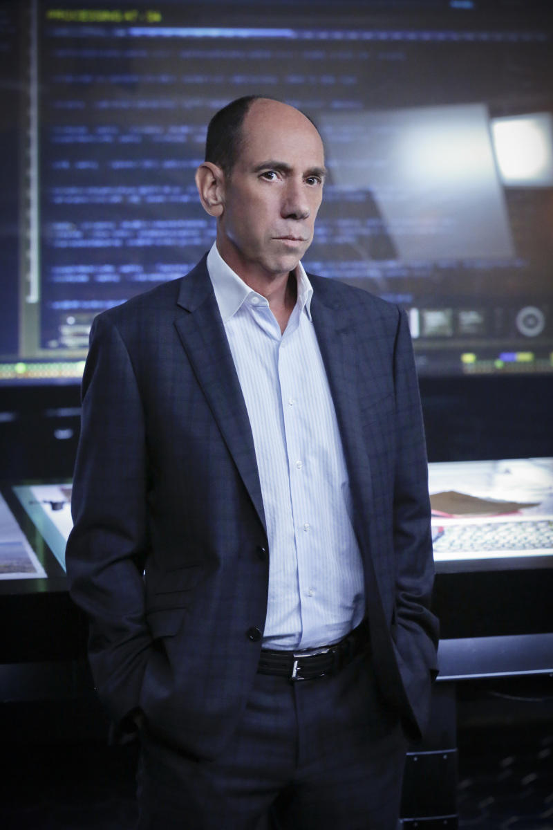 "Miguel Ferrer on ""NCIS: Los Angeles"" in October 2015."
