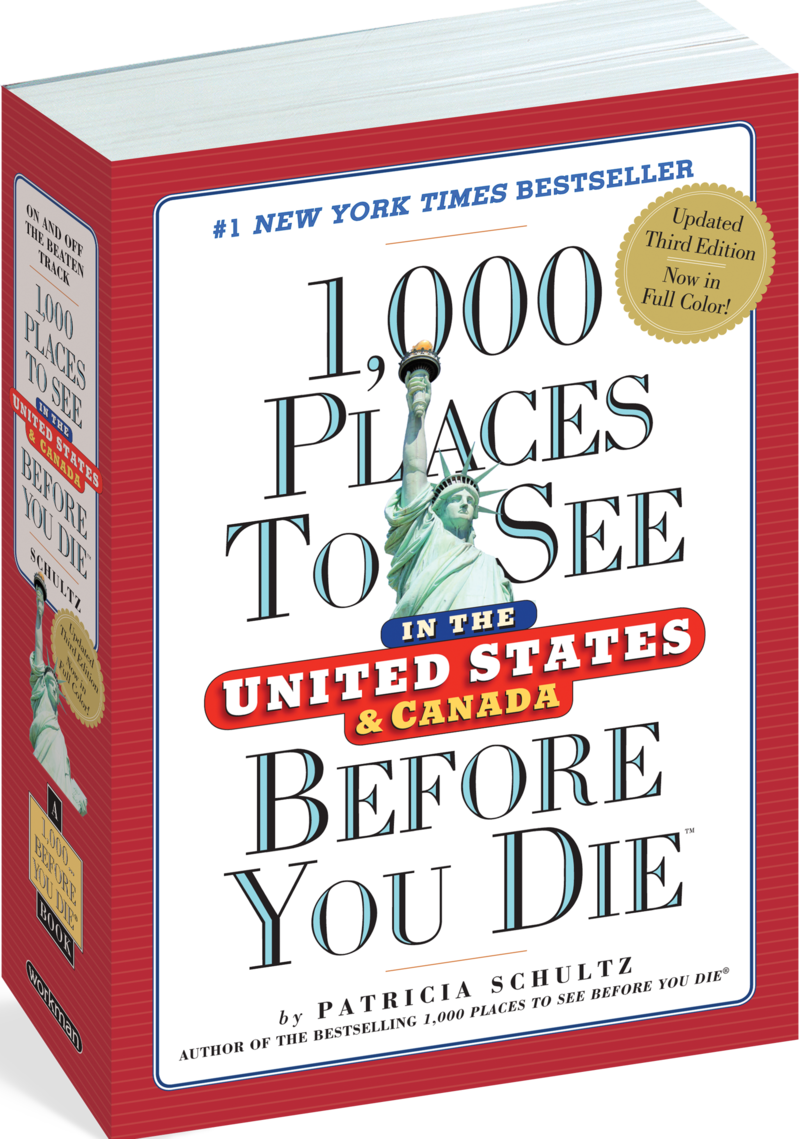 1 000 Places To See Before You Die In The Us And Canada Wvxu