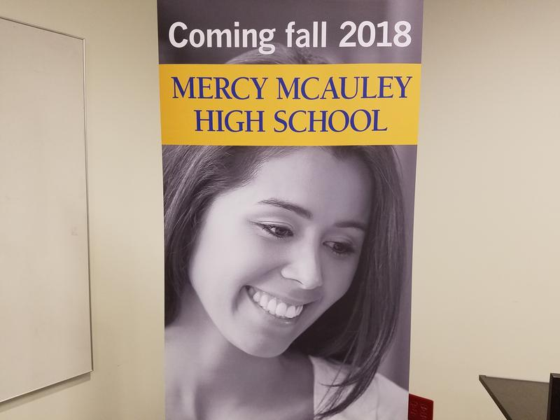 McAuley High School will become Mercy McAuley High.