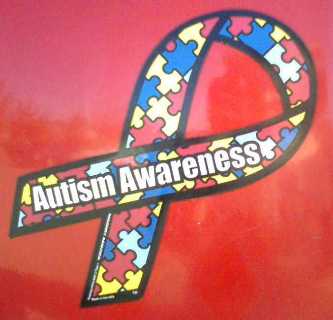 April is National Autism Month