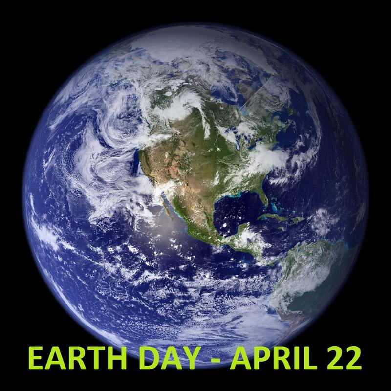 Earth Day 2017's theme is Environmental and Climate Literacy