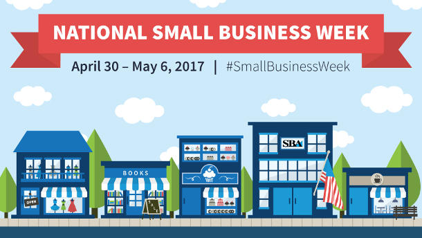 The 28 million small businesses in America account for 54 percent of all U.S. sales.