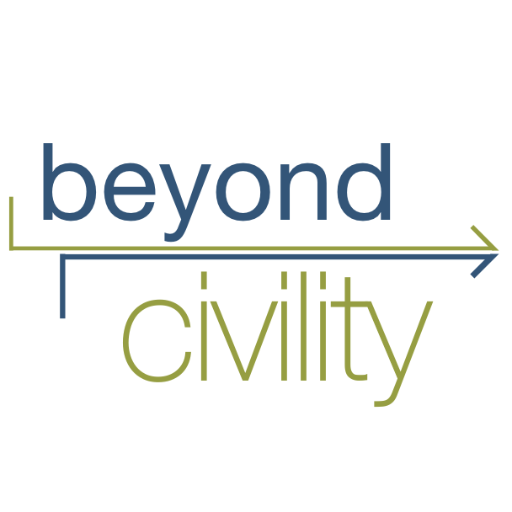 Beyond Civility allows citizens and civic leaders to meet and explore the barriers and bridges to effective dialogue.