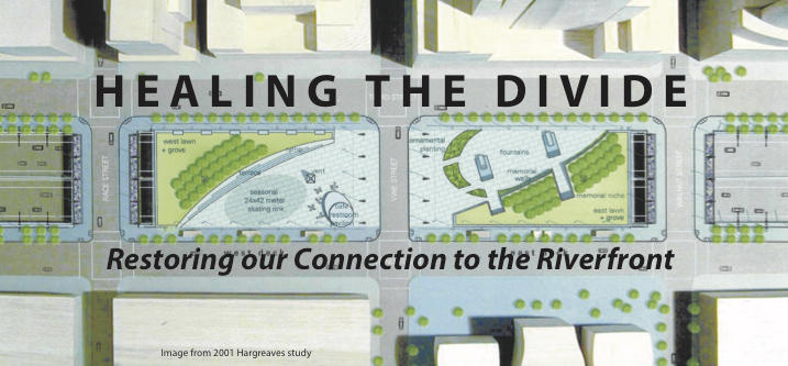 Will Ft. Washington Way be capped, connecting downtown with The Banks and riverfront?