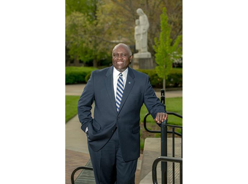 H. James Williams is the seventh president of MSJ.