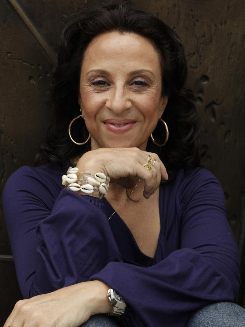 Award-winning journalist Maria Hinojosa is the featured speaker at the April 20 Woman's City Club National Speakers Forum.
