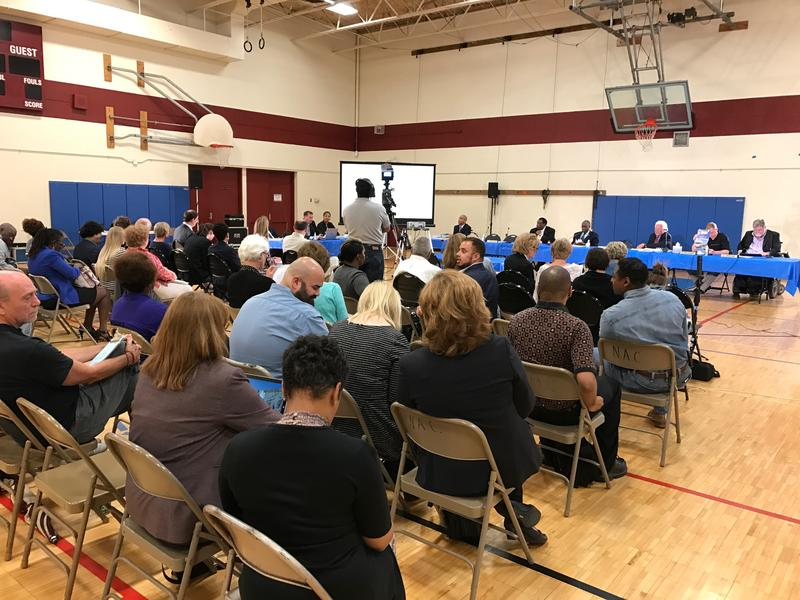 Cincinnati Council's Budget and Finance Committee held a final public hearing on the city's next budget Wednesday night in North Avondale.