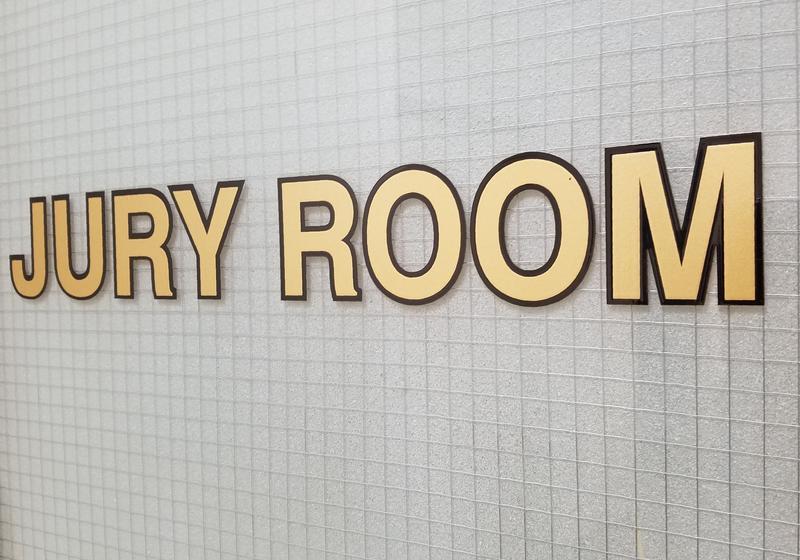 The jury is now set in the Tensing retrial.