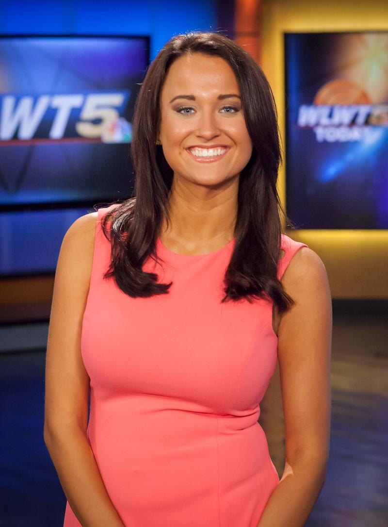 Vanessa Richardson will debut on WLWT-TV later this month.