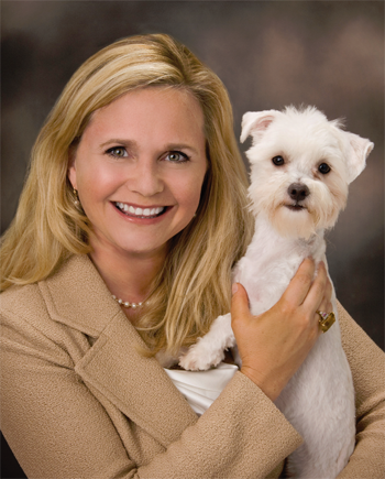 Dr. Robin Ganzert, president and CEO of the American Humane Association, the country's oldest national humane organization.