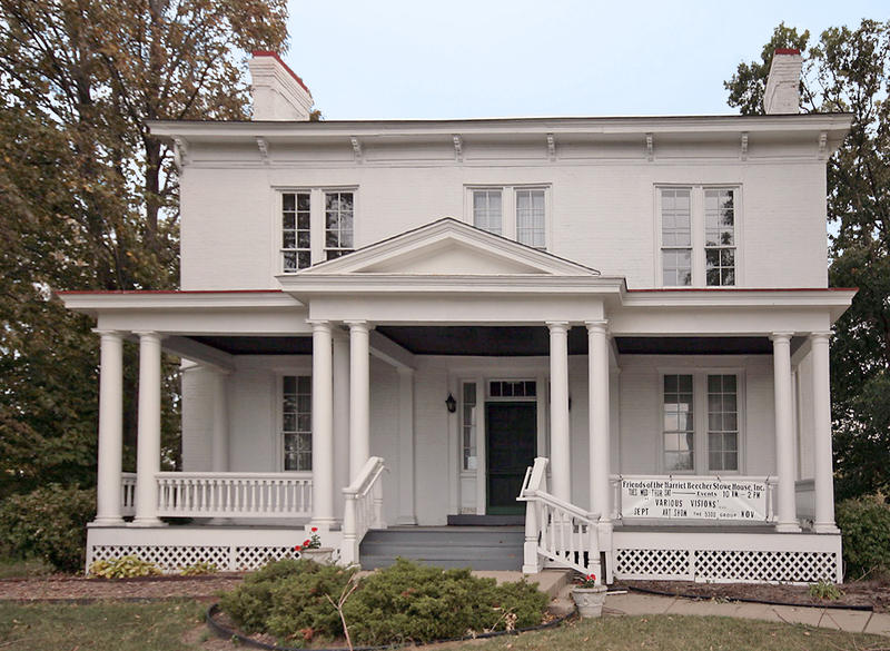 Planning is underway for the restoration of the Harriet Beecher Stowe House.