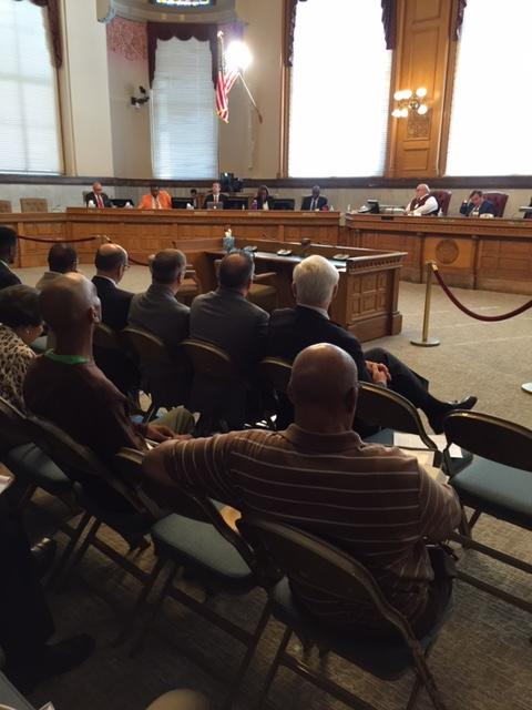Cincinnati Council debates Children's Hospital expansion.
