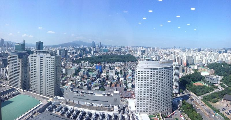 South Korea's capital, Seoul, is the 16th largest city in the world.