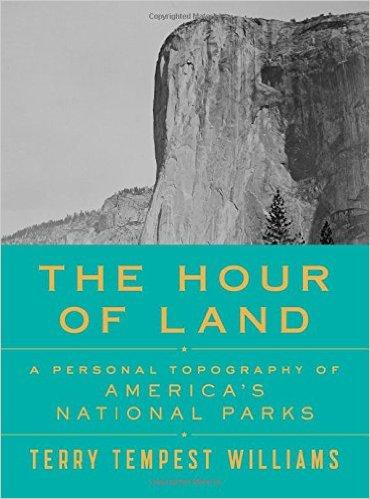 Terry Tempest Williams' latest book offer an exploration of our national parks, what they mean to us and what we mean to them.