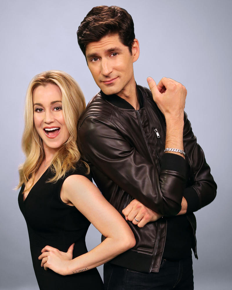 """Pickler & Ben,"" starring Kellie Pickler and Ben Aaron, premieres 3 p.m. Monday, Sept. 18, on WCPO-TV (Channel 9)"
