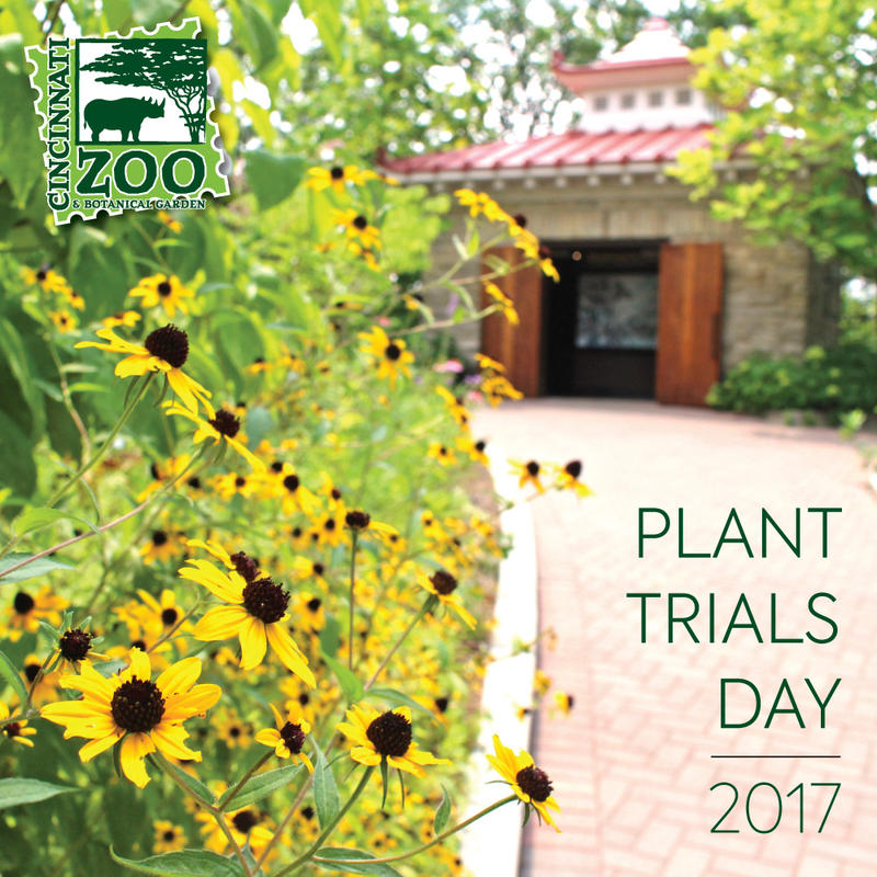 Learn about plants that do well in our region and hear presentations by horticulture experts at the Cincinnati Zoo's Plant Trials Day.