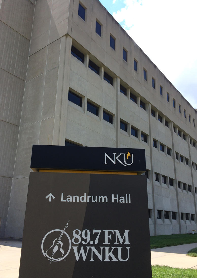 WNKU-FM ceases broadcasting from NKU's Landrum Hall on Sept. 28.