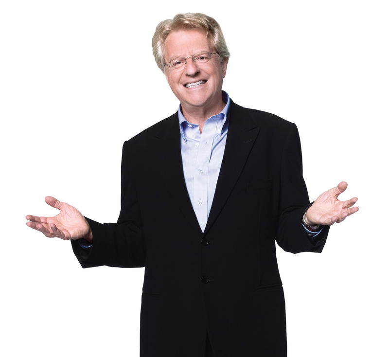 Jerry Springer in 2010 publicity photo