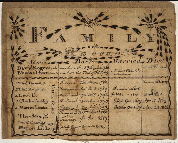 Focus Lee County >> Tracing Your Genealogy During Family History Month | WVXU