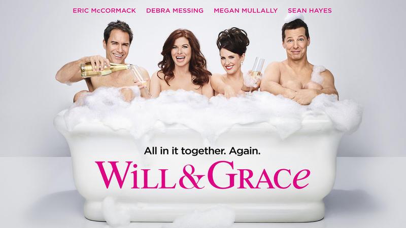 """NBC's """"Will & Grace"""" returns Thursday, Sept. 29."""