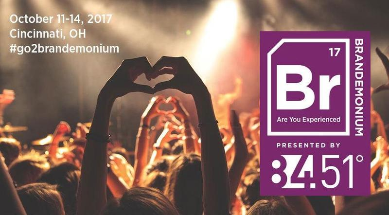 Brandemonium to bring marketing and branding professionals to Cincinnati to share ideas and explore new ways to engage customers.