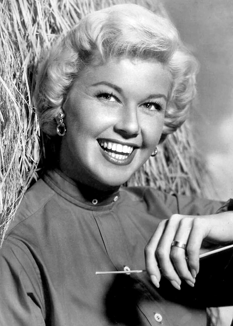 Doris Day 1957 publicity photo