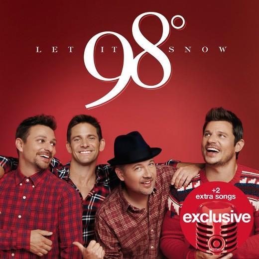 98 degrees new christmas album - 98 Degrees Christmas