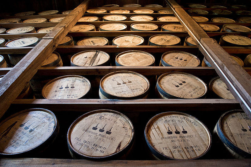 Bourbon is an $8.5 billion industry for Kentucky.