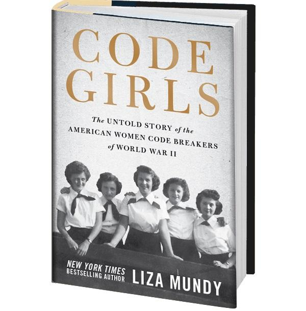 The story of the women who successfully deciphered the codes used by the Germans and Japanese during WWII