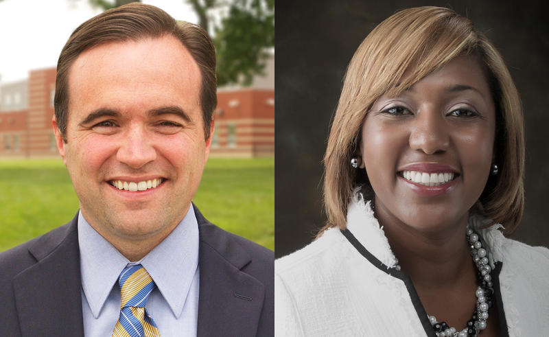 Tuesday Cincinnati voters will choose between Yvette Simpson and John Cranley to lead the city for the next four years.