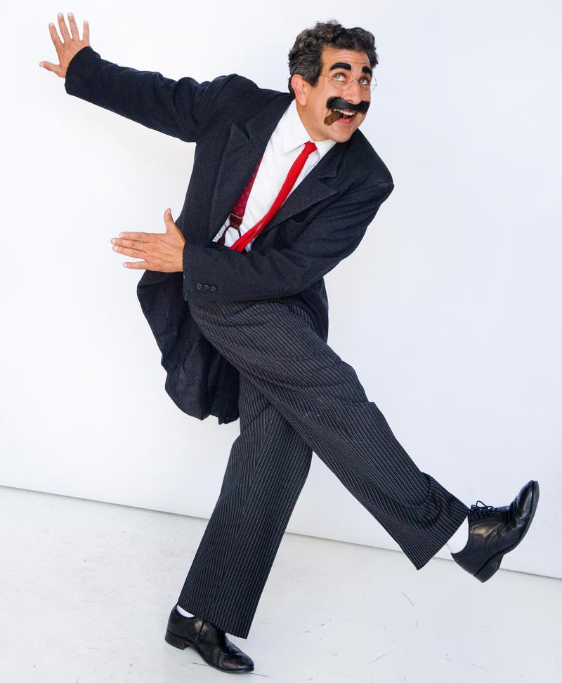 Frank Ferrante as Groucho Marx