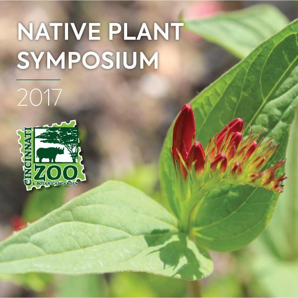 The Cincinnati Zoo and Botanical Garden presents its sixth annual Native Plant Symposium this Saturday, November 11.