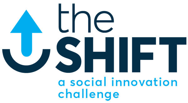 The Shift uses a fast-paced, design-driven startup model to create positive change in the community.