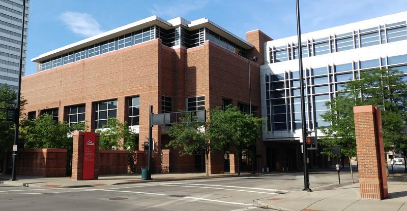 The Public Library of Cincinnati and Hamilton County has 41 locations.