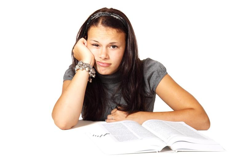 What to do if a student is unhappy with her first semester of college and wants to transfer or quit altogether.