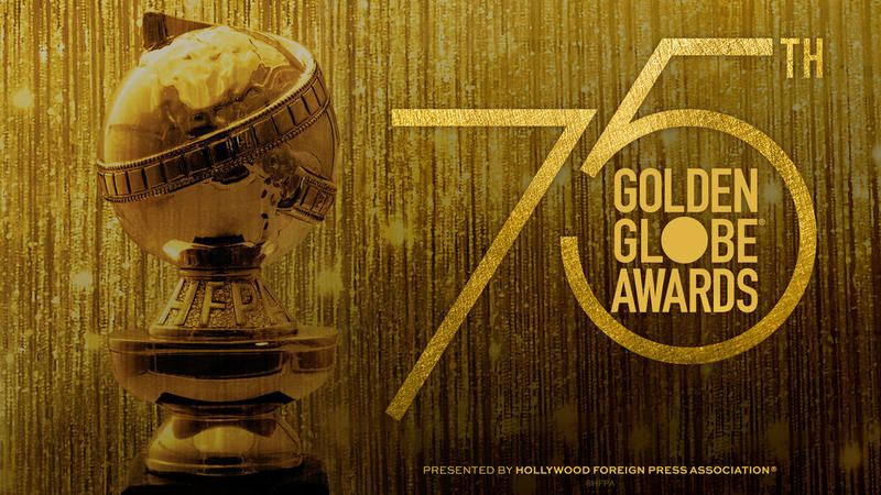The 75th annual Golden Globe Awards air Sunday Jan. 7 on NBC.