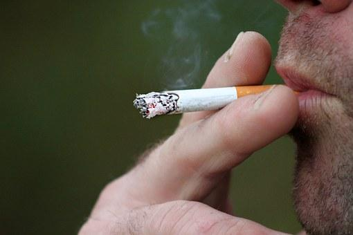 Smoking is the number one risk factor for lung cancer, even among people who have quit smoking.