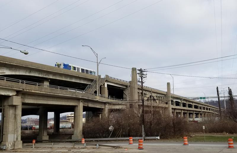 The Western Hills Viaduct is a crucial transportation link from Cincinnati's west side