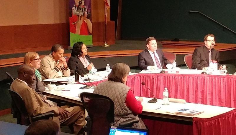 Cincinnati Public School board members discuss a partnership with FC Cincinnati.