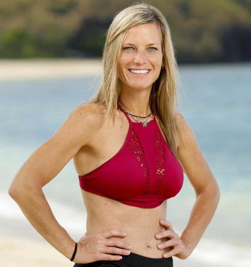 Angela Roberts Photography: Do You Know Angela Perkins In New 'Survivor' Cast?