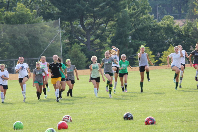 New testing shows the brains of Seton soccer players didn't have to work any harder during memory tests thanks possibly to a protective collar they are wearing.
