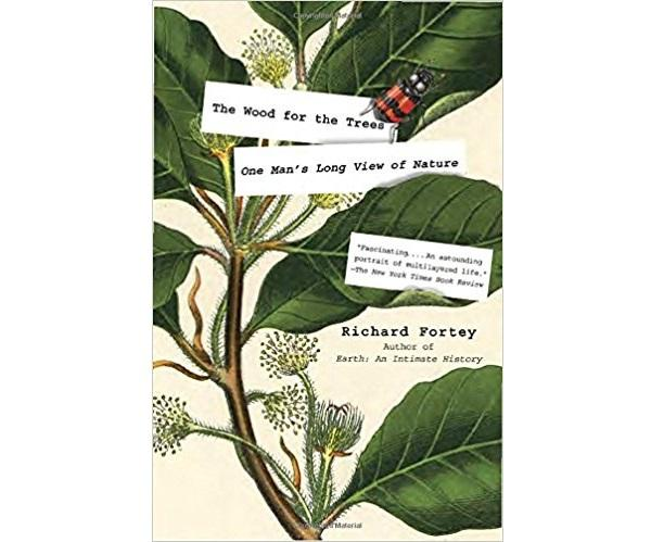 Richard Fortey's latest book illuminates the web of life even a small patch of land can sustain.