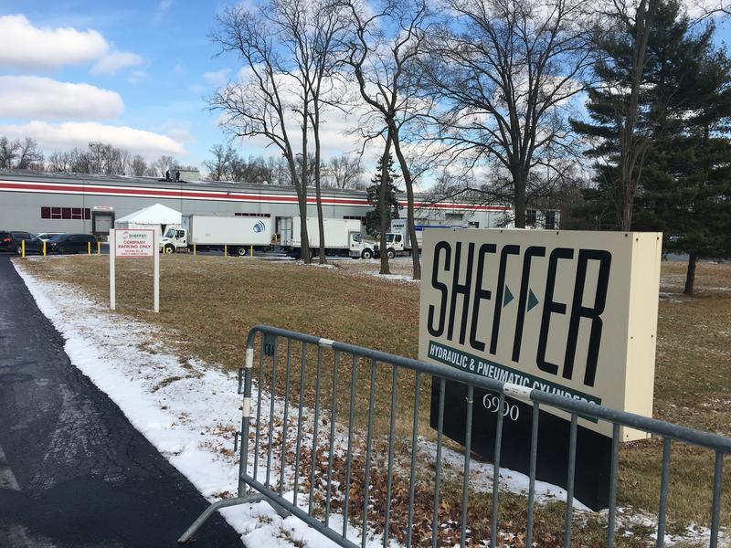 Sheffer Corp. in Blue Ash