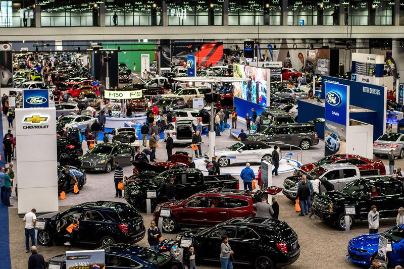 This year's Cincinnati Auto Expo is your chance to check out the 2018 models from 31 auto manufacturers.