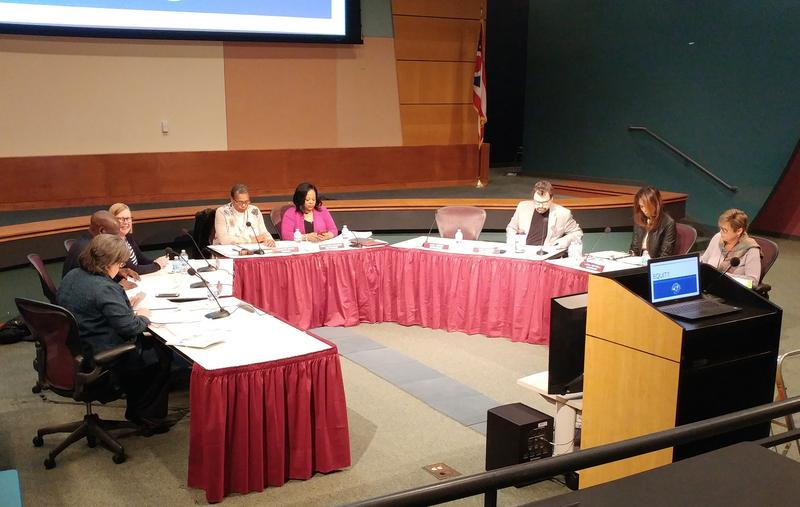 In addition to a land swap agreement with FC Cincinnati, the CPS board passed a resolution on school safety Wednesday.