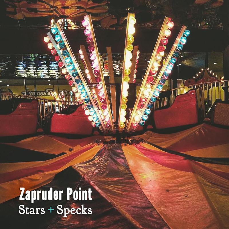 Stars + Specks by Zapruder Point